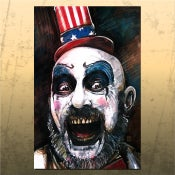 Image of Captain Spaulding - Art Print