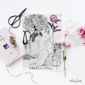 Image of La Petite Fleur - LIMITED EDITION FINE ART PRINT