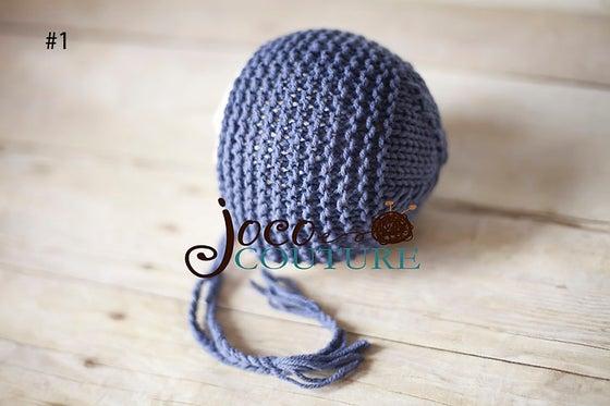 Image of Purple Bonnet