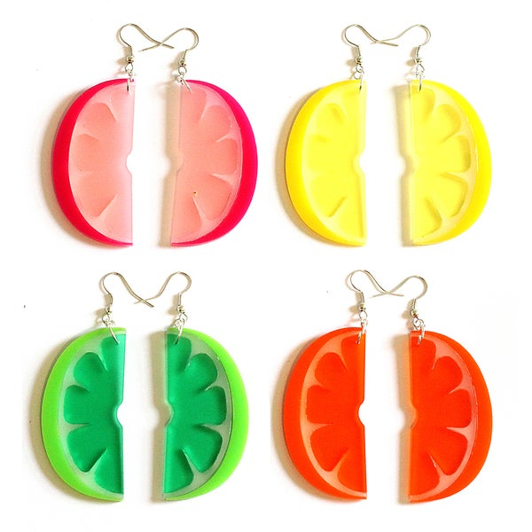 Image of Citrus Earrings