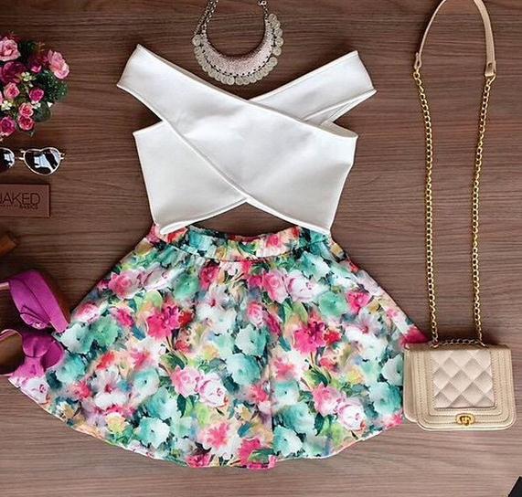 Image of Cute cross sexy dress