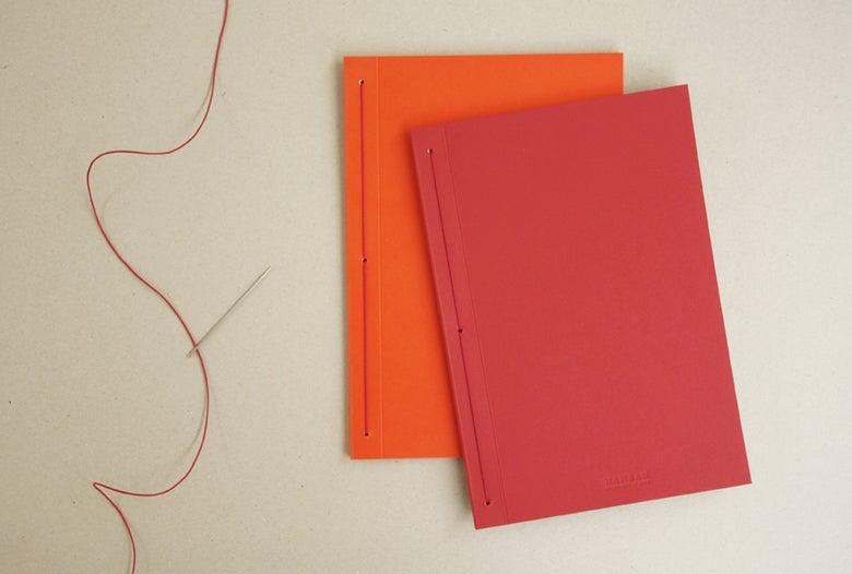 Image of Caderno pautado IRO vertical | Ruled IRO notebook B5
