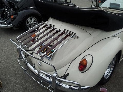Image of VW BUG DECK-LID