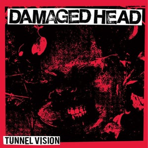 "Image of DAMAGED HEAD ""Tunnel vision"" 12"""