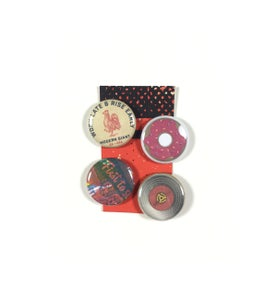 Image of Pinback Button Pack