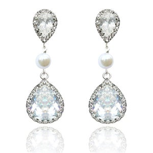 Image of ETHEREAL GRACE EARRINGS