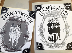 Image of Legacy of the Witch Posters