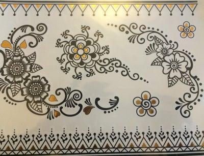 Image of Karite Beauty's Henna Tatts