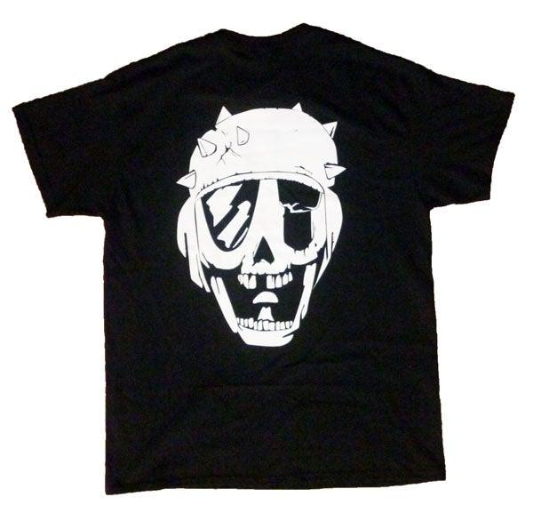 Image of fury skull tee