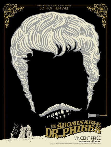 Image of The Abominable Dr. Phibes - Night Vengeance