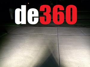 Image of *NEW de360* Complete LED Fog Light Kit Fits: 2015+ MK7 Golf