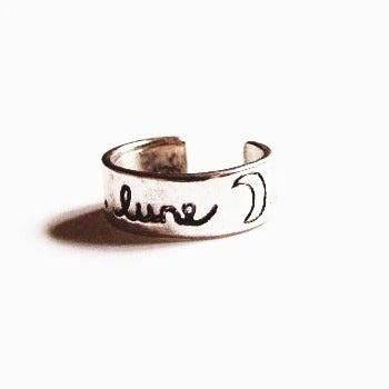 Image of 'La Lune' Ring