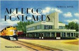 Image of Art Deco Postcards