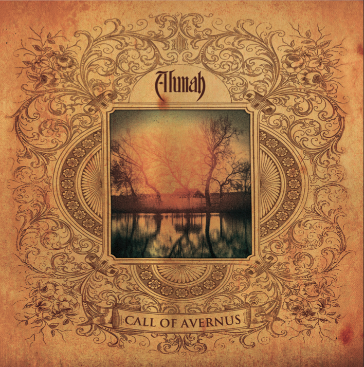 Image of Alunah - Call of Avernus [LP]