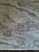 Image of OG Linville Gorge Bouldering Map