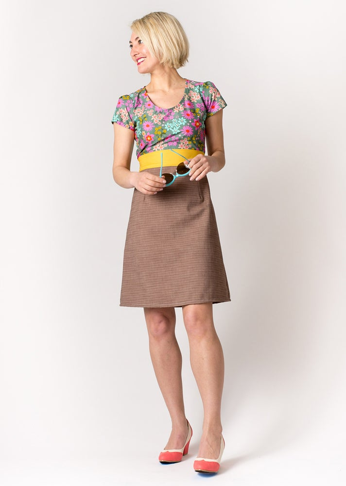 Image of FARMHOUSE DRESS: Floral Print