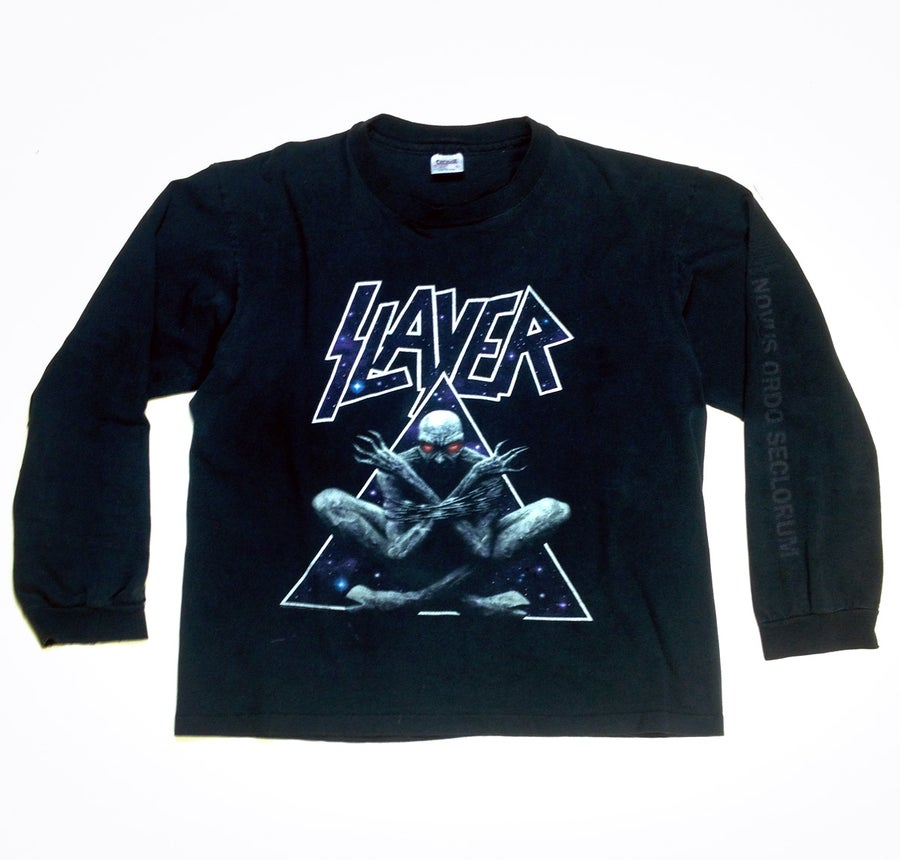 Image of 1994 Slayer - Divine Interventions Shirt