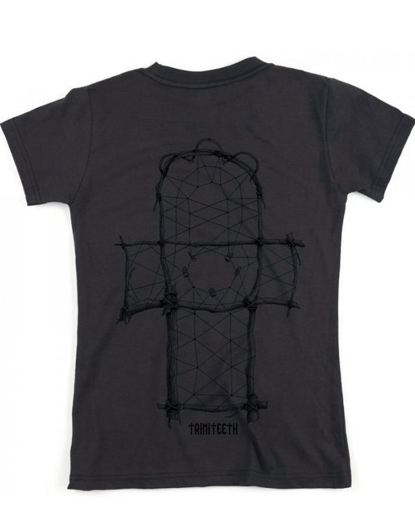 "Image of Tshirt ""Triniteeth"""