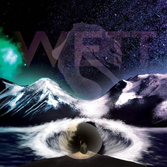 Image of WETT - William English / Three Thrones - split CD