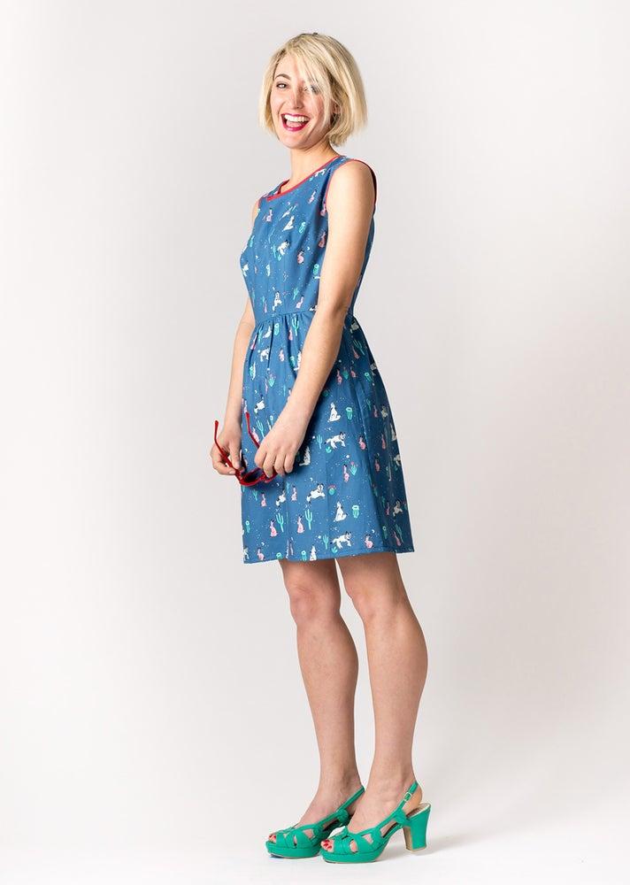 Image of ROXY DRESS: Desert Print