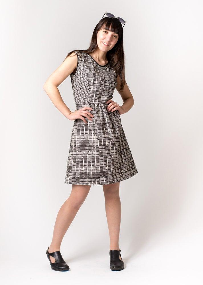 Image of ROXY DRESS: Triangle Print