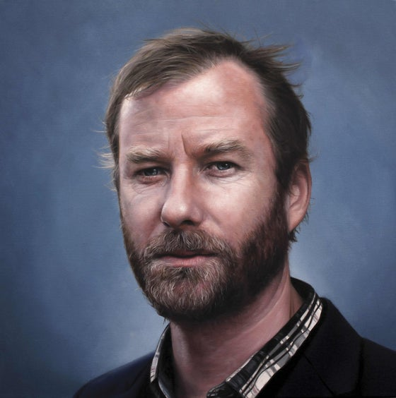 Image of Matt Berninger (The National) // Limited Edition Print