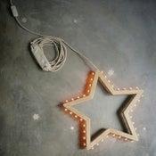 Image of étoile lumineuse / star light