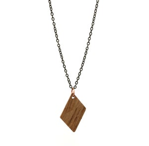 Image of Rhombus Necklace