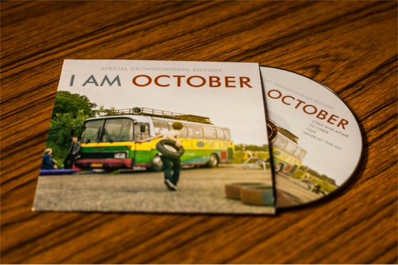 Image of I am October (Limited Crowdfunding Edition)
