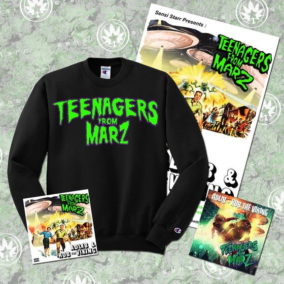 Image of Teenagers from Marz Package 4