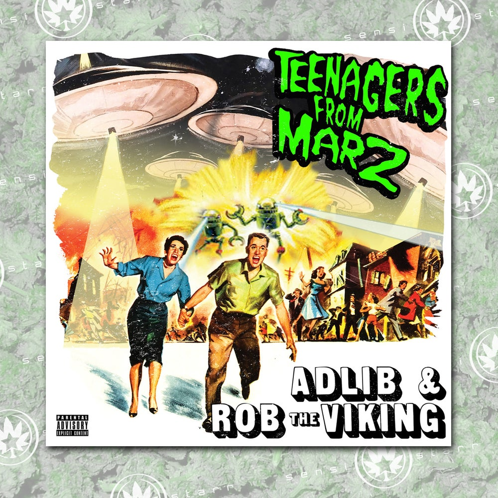 Image of Teenagers from Marz EP
