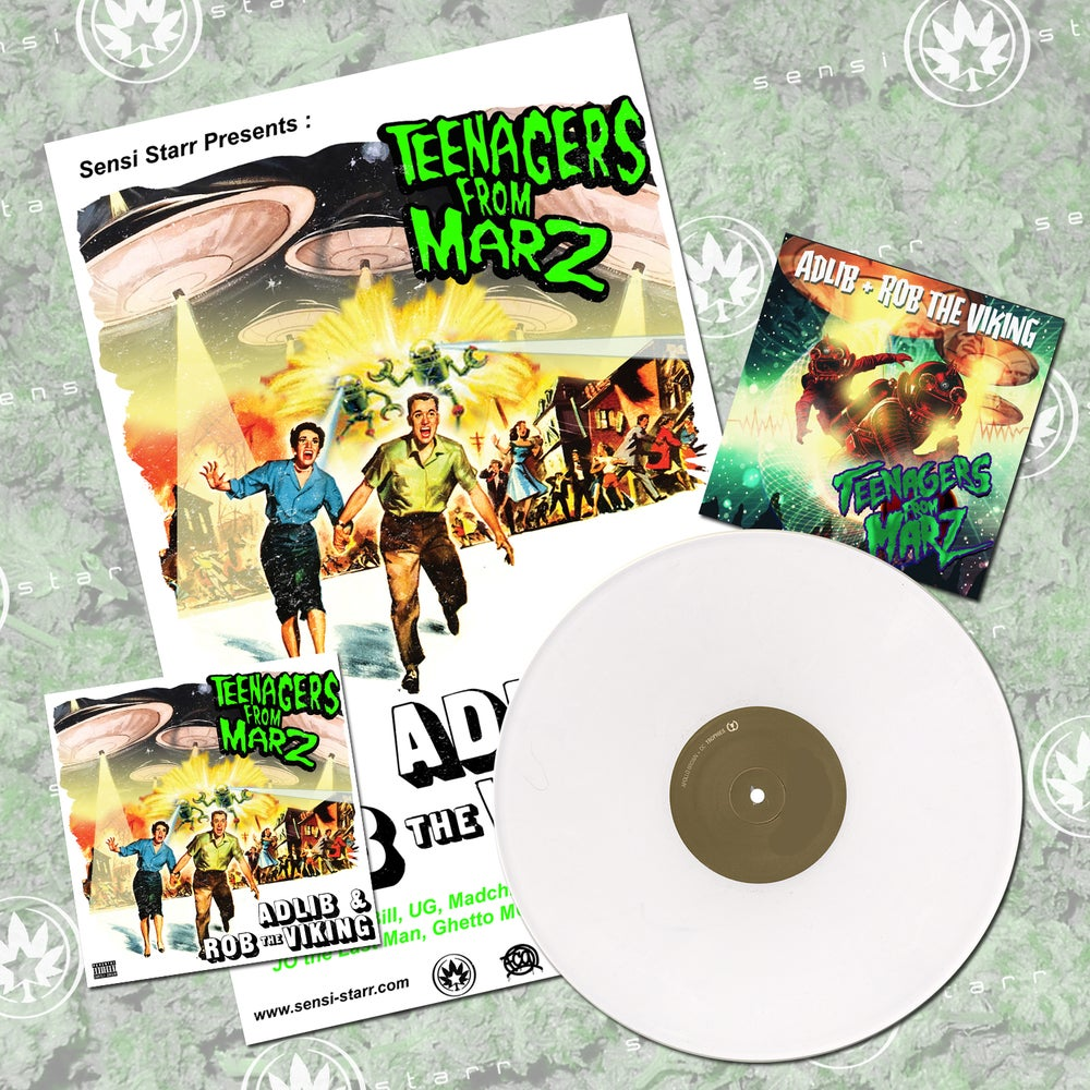 Image of Teenagers from Marz Deluxe Package