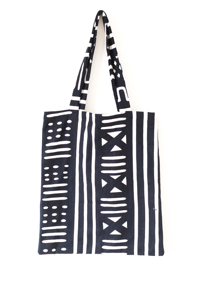 Image of Mudcloth Tote