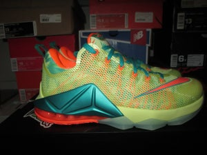 "Image of LeBron XII (12) Low Premium ""LeBronold Palmer"""
