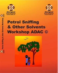 Image of PETROL SNIFFING & OTHER SOLVENTS DVD (GST Incl)