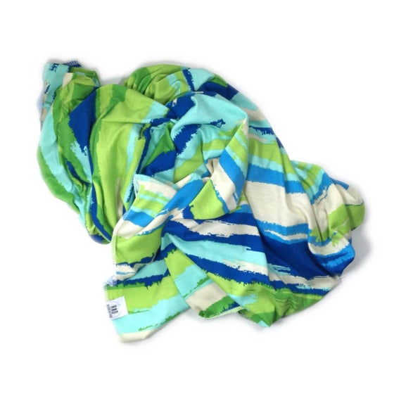 Image of Oceanside Oversized Swaddle