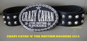Image of CRAZY CAVAN BUCKLE - BACK IN STOCK