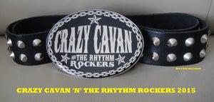 Image of CRAZY CAVAN BUCKLE - BACK IN STOCK