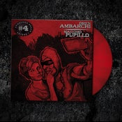 Image of Subsound Split Series # 04 Red Lp