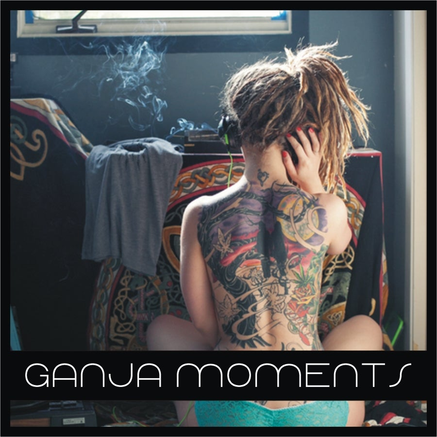 Image of Cd Ganja Moments