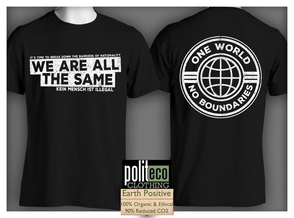Image of Soli(darity) T-Shirts für/for Lampedusa Gruppe in Hamburg + Soli Kochheft!
