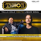 Image of Technoclub Vol. 47 Talla 2XLC meets LIQUID SOUL 2CD