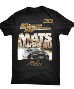Image of Clutch Masters / Rehv / Mats Baribeau T Shirt
