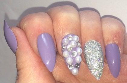 Image of Lavender Pearls