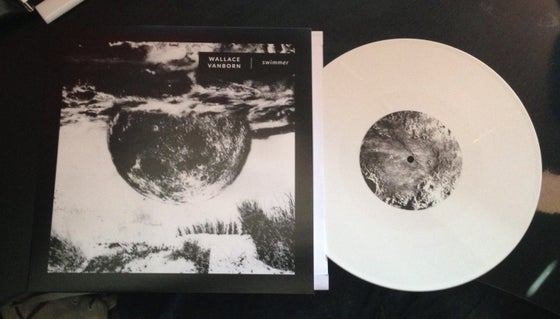 """Image of EP Swimmer 10"""" by Wallace Vanborn (LIMITED RSD Release)"""