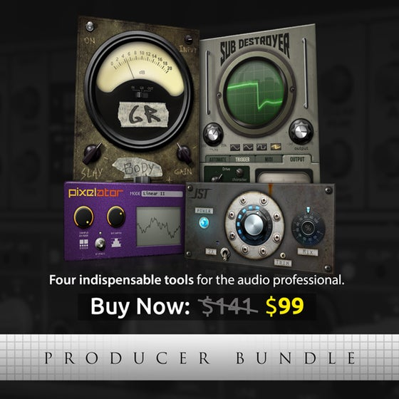 Image of JST - Producer Bundle