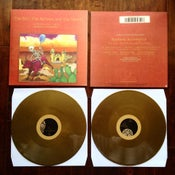 Image of Reubens Accomplice 'The Bull, The Ballon, and The Family' 2XLP (DREAM GOLD)