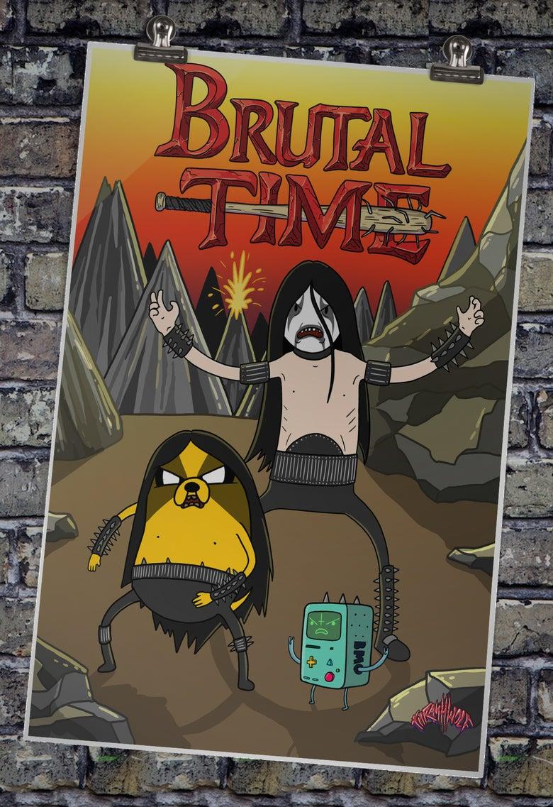 Image of BRUTAL TIME