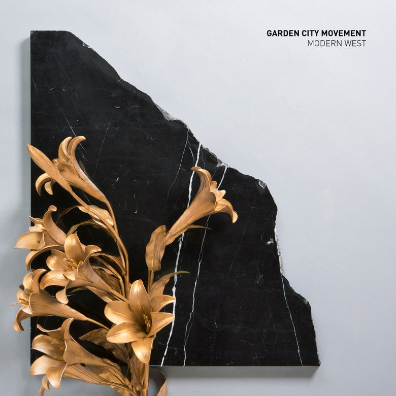 Image of Garden City Movement - Modern West EP (CD)