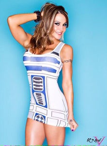 "Image of Velvet Sky ""R2She2"" glossy signed 8x10 photo"